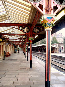 Great Malvern Train Station