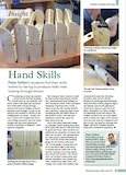 Peter Sefton Hand Skills Article Woodworking Crafts Magazine Dec 2015