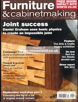 Furniture and Cabinet Making Magazine