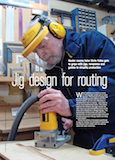 Mar 2015 Chris Yates Furniture & Cabinetmaking Magazine Article  Router Joinery Part 2